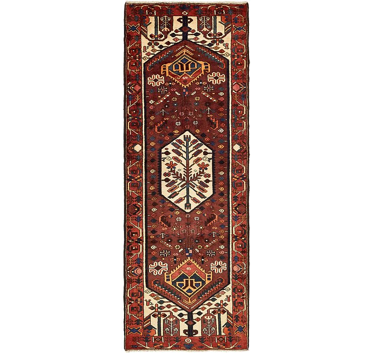 3' 10 x 10' 9 Bakhtiar Persian Runner...