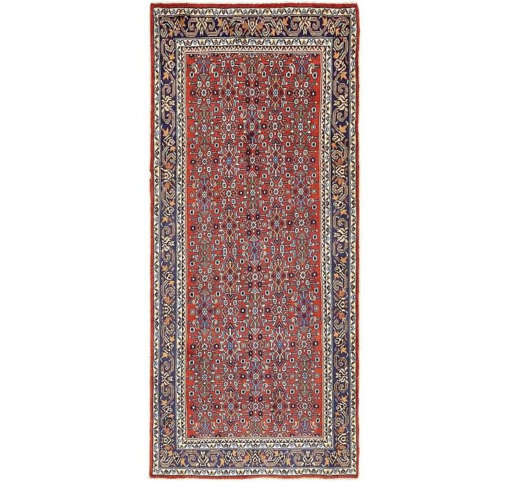 4' 2 x 9' 6 Bidjar Persian Runner Rug