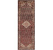 Link to 3' 5 x 10' 5 Hossainabad Persian Runner Rug