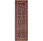 Link to 3' 6 x 11' 2 Hossainabad Persian Runner Rug