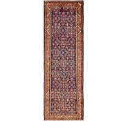 Link to 3' 5 x 11' Hossainabad Persian Runner Rug