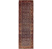 Link to 3' 4 x 11' 1 Hossainabad Persian Runner Rug