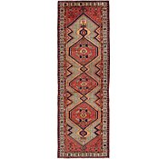 Link to 3' 5 x 10' 4 Meshkin Persian Runner Rug