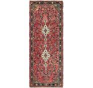 Link to 107cm x 282cm Hamedan Persian Runner Rug