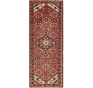 Link to 107cm x 290cm Hossainabad Persian Runner Rug