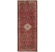 Link to 3' 9 x 9' 8 Hossainabad Persian Runner Rug