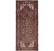 Link to 4' x 9' 7 Hossainabad Persian Runner Rug