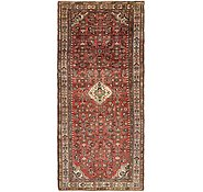 Link to 4' 5 x 10' Hossainabad Persian Runner Rug