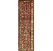 Link to 100cm x 310cm Hossainabad Persian Runner Rug