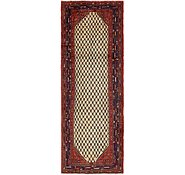 Link to 3' 4 x 9' 5 Koliaei Persian Runner Rug