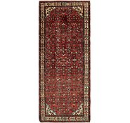 Link to 3' 8 x 9' 5 Hossainabad Persian Runner Rug