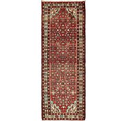 Link to 107cm x 297cm Hossainabad Persian Runner Rug