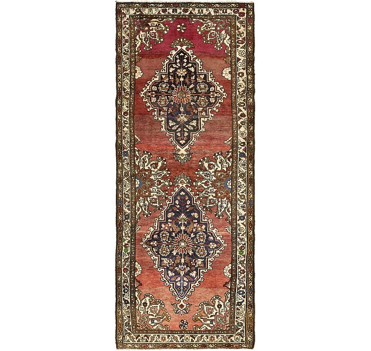 3' 10 x 9' 8 Mehraban Persian Runner...