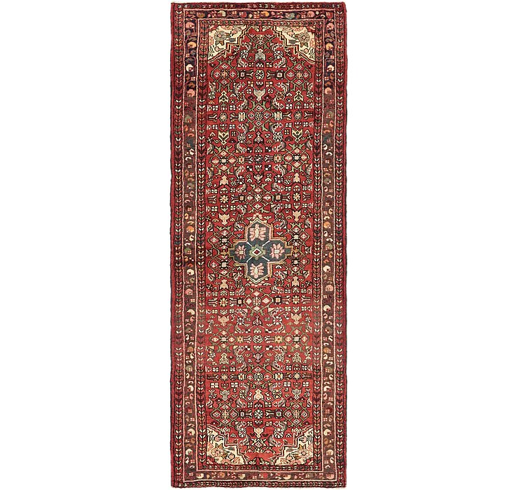 105cm x 300cm Hossainabad Persian Run...