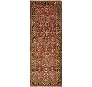 Link to 3' 9 x 10' 10 Hossainabad Persian Runner Rug