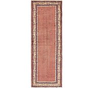 Link to 107cm x 315cm Farahan Persian Runner Rug