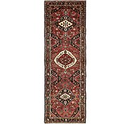 Link to 3' 6 x 10' 8 Khamseh Persian Runner Rug