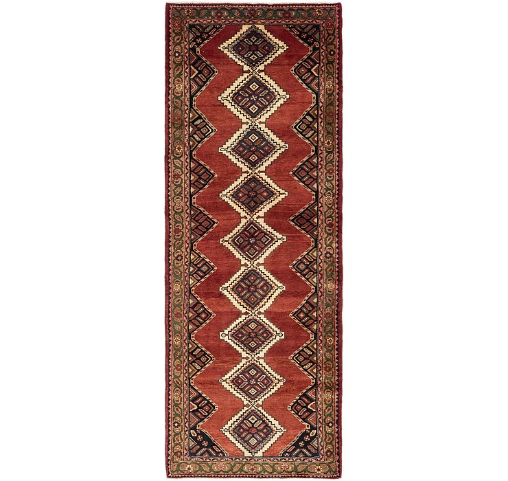 3' 10 x 11' 4 Koliaei Persian Runner ...