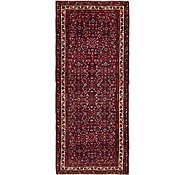 Link to 3' 9 x 9' Hossainabad Persian Runner Rug