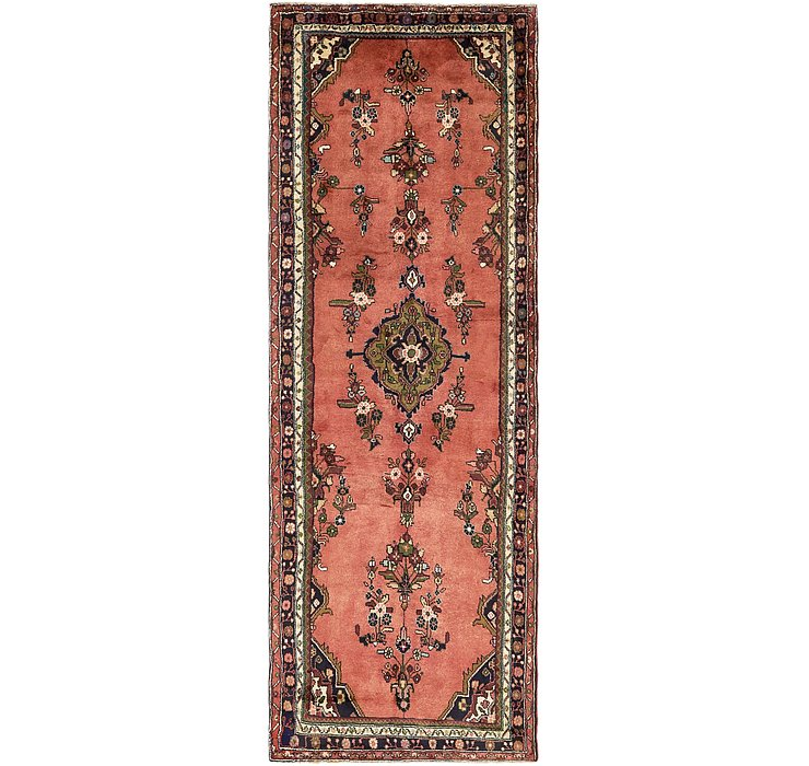 3' 9 x 10' 11 Mehraban Persian Runner...
