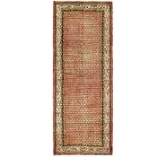 Link to 3' 7 x 9' 6 Farahan Persian Runner Rug