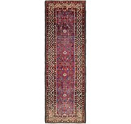 Link to 3' 7 x 11' 1 Hossainabad Persian Runner Rug