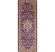 Link to 100cm x 287cm Mehraban Persian Runner Rug