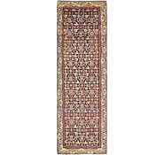 Link to 3' x 9' 7 Hossainabad Persian Runner Rug