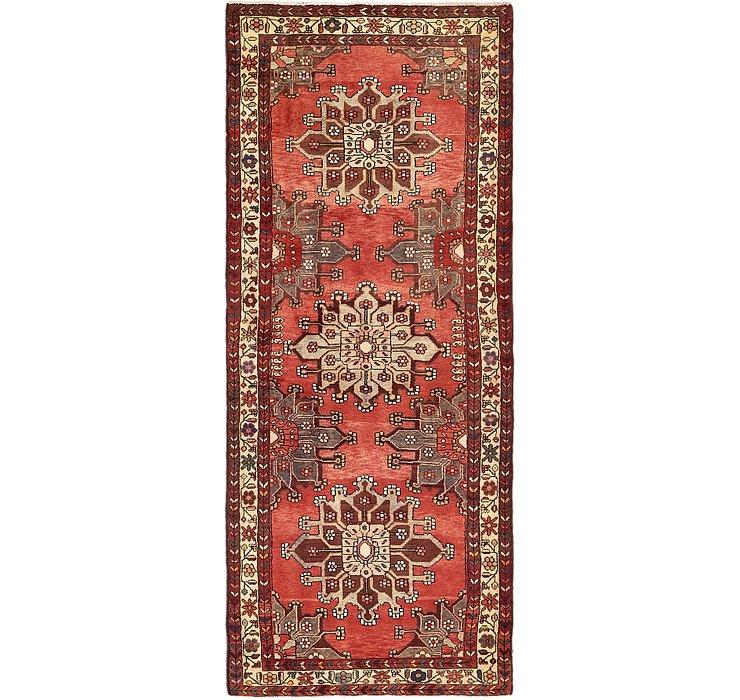 3' 9 x 9' 9 Saveh Persian Runner Rug