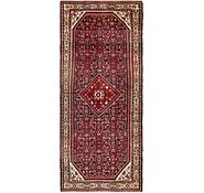 Link to 4' x 9' 9 Hossainabad Persian Runner Rug