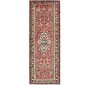 Link to 3' 5 x 9' 6 Khamseh Persian Runner Rug