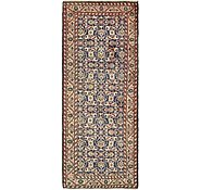 Link to 3' 9 x 9' 2 Farahan Persian Runner Rug