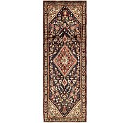Link to 3' 6 x 10' Hamedan Persian Runner Rug
