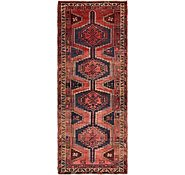 Link to 3' 9 x 9' 3 Hamedan Persian Runner Rug