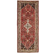 Link to 3' 6 x 8' 11 Hossainabad Persian Runner Rug