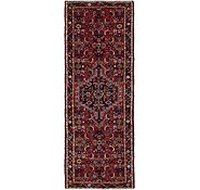 Link to 3' 4 x 9' 4 Hossainabad Persian Runner Rug