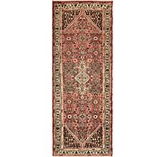 Link to 3' 8 x 9' 7 Hamedan Persian Runner Rug