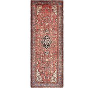 Link to 3' 10 x 11' Khamseh Persian Runner Rug