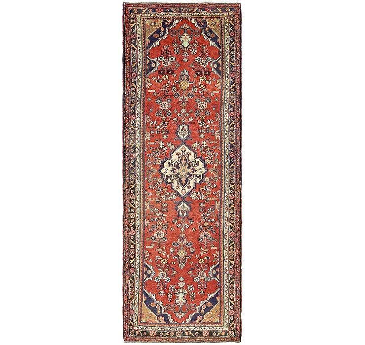110cm x 335cm Khamseh Persian Runner ...