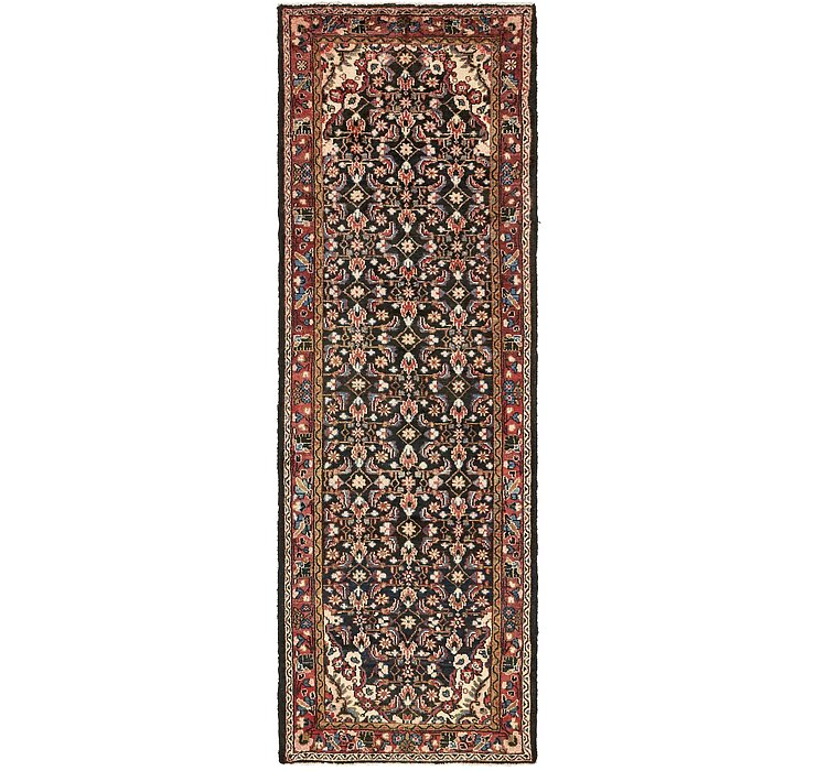 3' 6 x 10' 3 Borchelu Persian Runner...