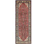 Link to 115cm x 333cm Hossainabad Persian Runner Rug