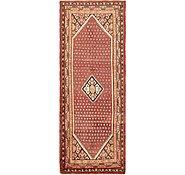 Link to 115cm x 312cm Farahan Persian Runner Rug