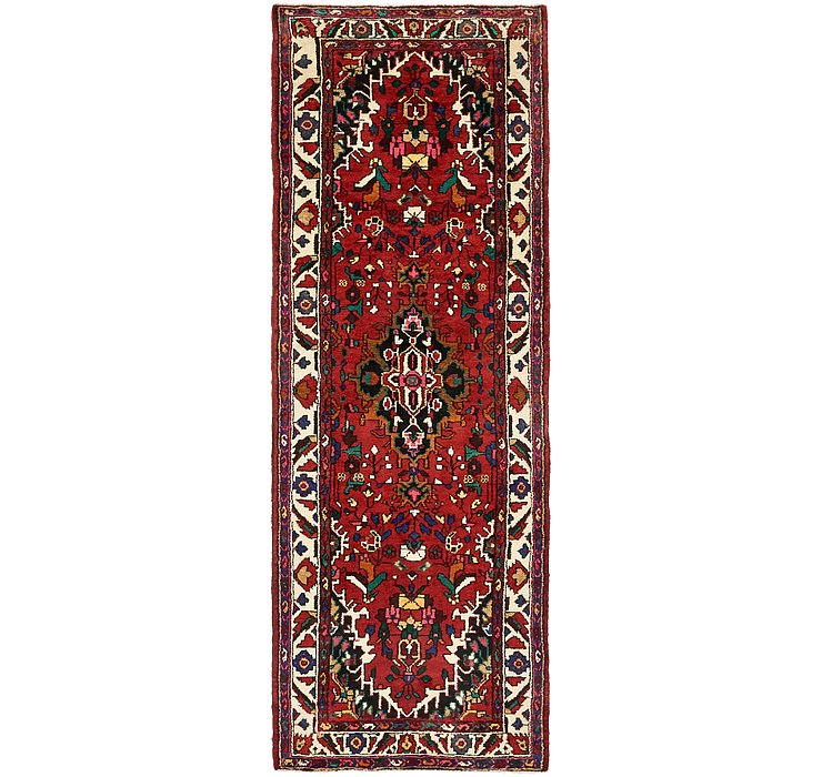 3' 4 x 9' 6 Borchelu Persian Runner...