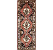 Link to 3' 7 x 9' 9 Khamseh Persian Runner Rug