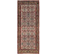 Link to 3' 7 x 8' 9 Hossainabad Persian Runner Rug