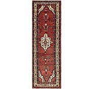 Link to 3' 4 x 10' 6 Hamedan Persian Runner Rug