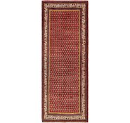 Link to 3' 9 x 10' 2 Farahan Persian Runner Rug