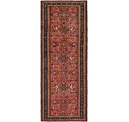 Link to 3' 7 x 9' 9 Nanaj Persian Runner Rug