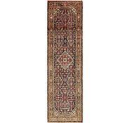 Link to 3' 6 x 12' 9 Hossainabad Persian Runner Rug