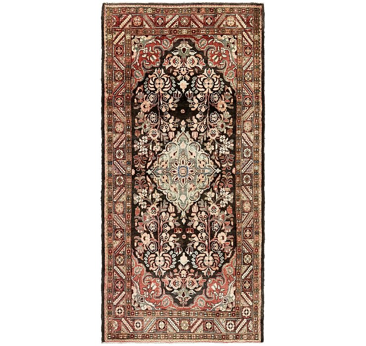 4' 3 x 9' Borchelu Persian Runner...